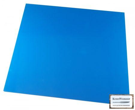 G10 Kék tábla 270x245x4,5mm