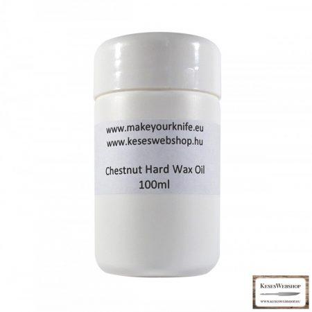 Chestnut Hard Wax Oil 100ml