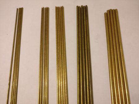 Tijă de alamă 2mm