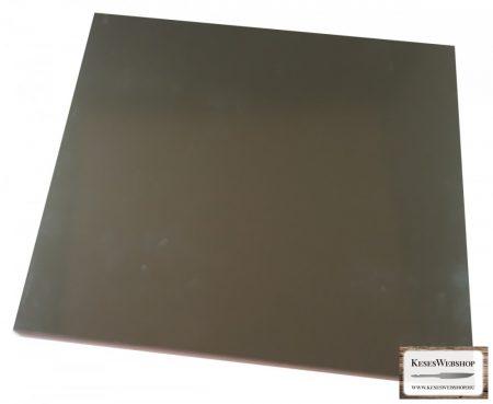 G10 Olive tábla 270x245x4,5mm