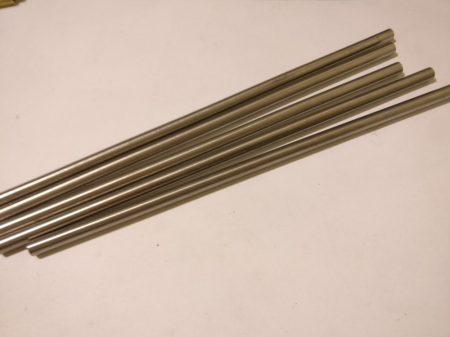 Rozsdamentes cső 6mm