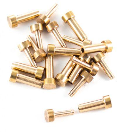 Nituri din alama, 6mm (10buc)