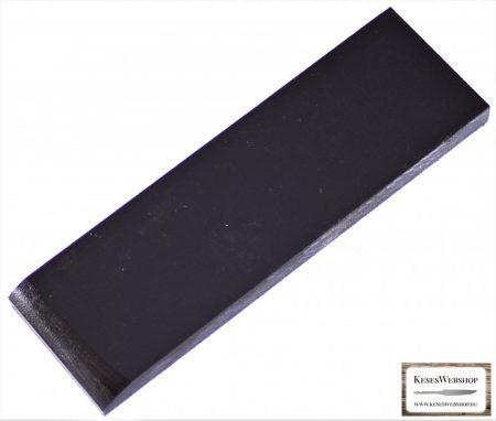 Special-Micarta fekete panel pár, 8mm
