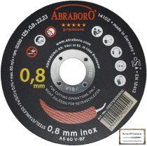 ABRABORO® Chili INOX GOLD EDITION  125 x 0.8 x 22mm Disc de tăiere