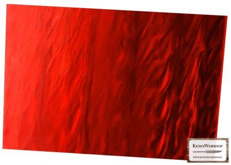 Kirinite piros gyöngyház tábla 6,4mm