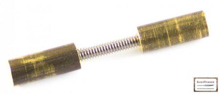 Acorn markolat csavar, réz 4mm 2db