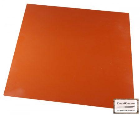G10 Orange tábla 270x245x4,5mm