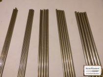 Rozsdamentes acél rúd 8 mm x 200 mm