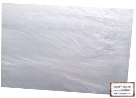 Kirinite fehér gyöngyház tábla 6,4mm