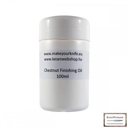 Chestnut Finishing oil 100ml