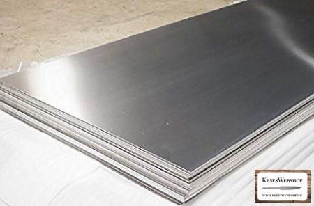 1.4116 - (X50CrMoV15) rozsdamentes késacél 2,0x250x1000mm