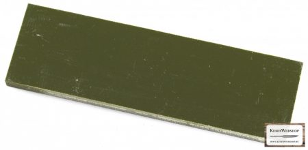 G10 Oliv markolat panel 6,4mm 1db