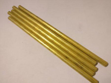 Sárgaréz cső 7 mm x 200 mm