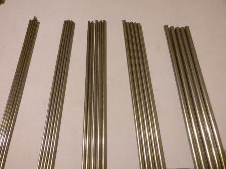 Rozsdamentes acél rúd 5mm