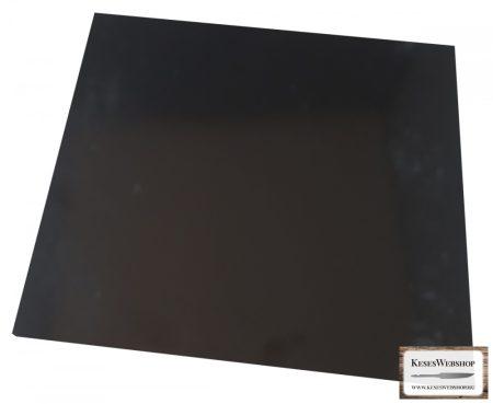 G10 Fekete tábla 270x245x4,5mm