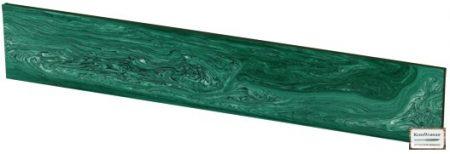 Juma Gem Zöld lap, 5mm