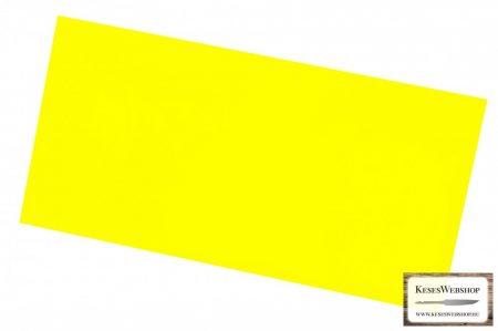 Kydex 2,0mm sárga