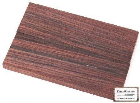 Plasele de lemn Cocobolo