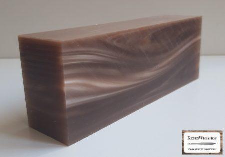 Kirinite Hot Tan markolat tömb 33 mm x 45 mm x 130 mm