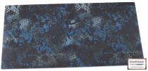 Kydex kék/fekete Neptune Micro Infused blue/black 2mm