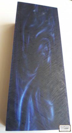 Kirinite Deep Blue markolat tömb 33 mm 45 mm x 130 mm