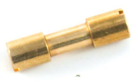 Corby markolat csavar, réz 8mm 2db