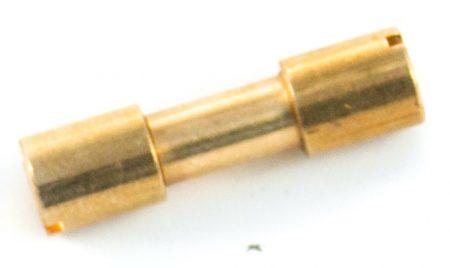 Corby markolat csavar, réz 6mm 2db
