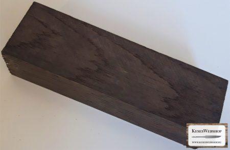 Bloc pentru mâner din lemn Stejar afumat