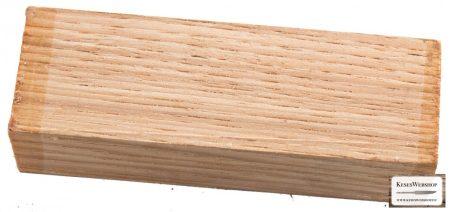 Bloc pentru mâner din lemn hicori