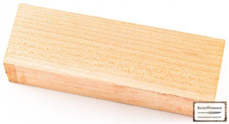 Juharfa markolat tömb 30mm x 40mm x 130mm