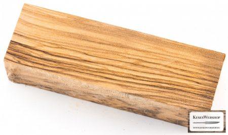 Oliva (olajfa) markolat tömb