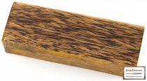 Bloc pentru mâner din lemn de palmier de cocos