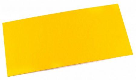 Fibră vulcanizată, galbenă, 0.8 mm