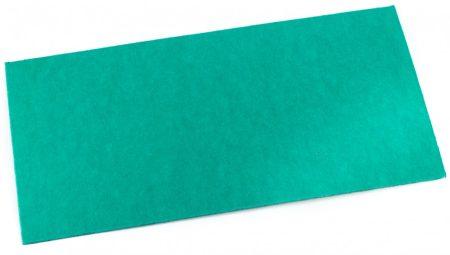 Fibră vulcanizată, verde deschis, 0.8 mm