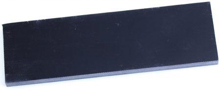 Material pentru mâner G10, negru, 6.4 mm, pereche