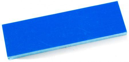 Material pentru mâner G10, albastru, 6.4 mm, pereche