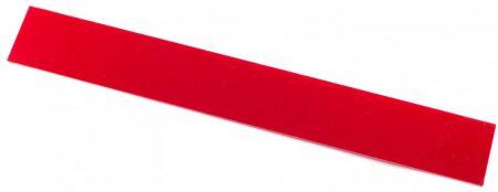 Liner G10, roşu, 1.2 mm