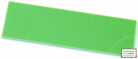 Material pentru mâner G10, verde, 6.4 mm, pereche