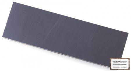 Kirinite fekete gyöngyház markolat panel pár 7mm