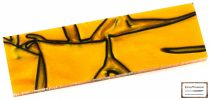 Kirinite Liquid Gold 6.4 mm, pereche