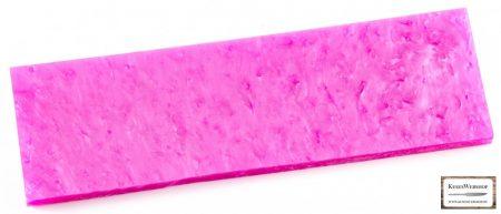 Kirinite Pink panou de mâner, pereche 6,4mm