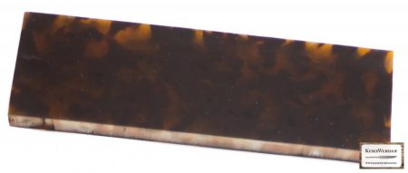 Kirinite Tortoise Shell pár 9,5mm