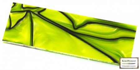 Kirinite Toxic Green markolat panel pár