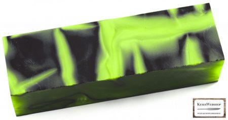 Kirinite Toxic Green tömb