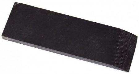 Micarta, fekete panel pár, 8mm