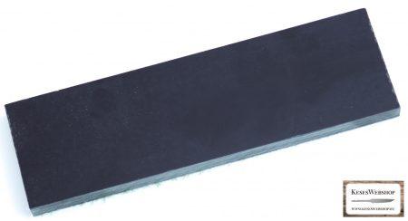 Micarta, fekete/zold/szurke panel pár, 8mm