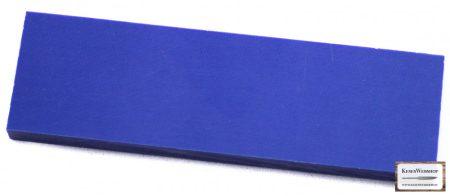Micarta, kék panel pár, 9mm