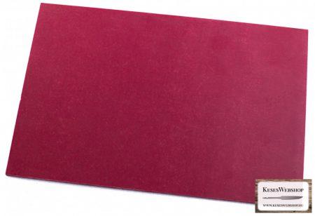 Micarta, piros panel tábla, 3,5mm