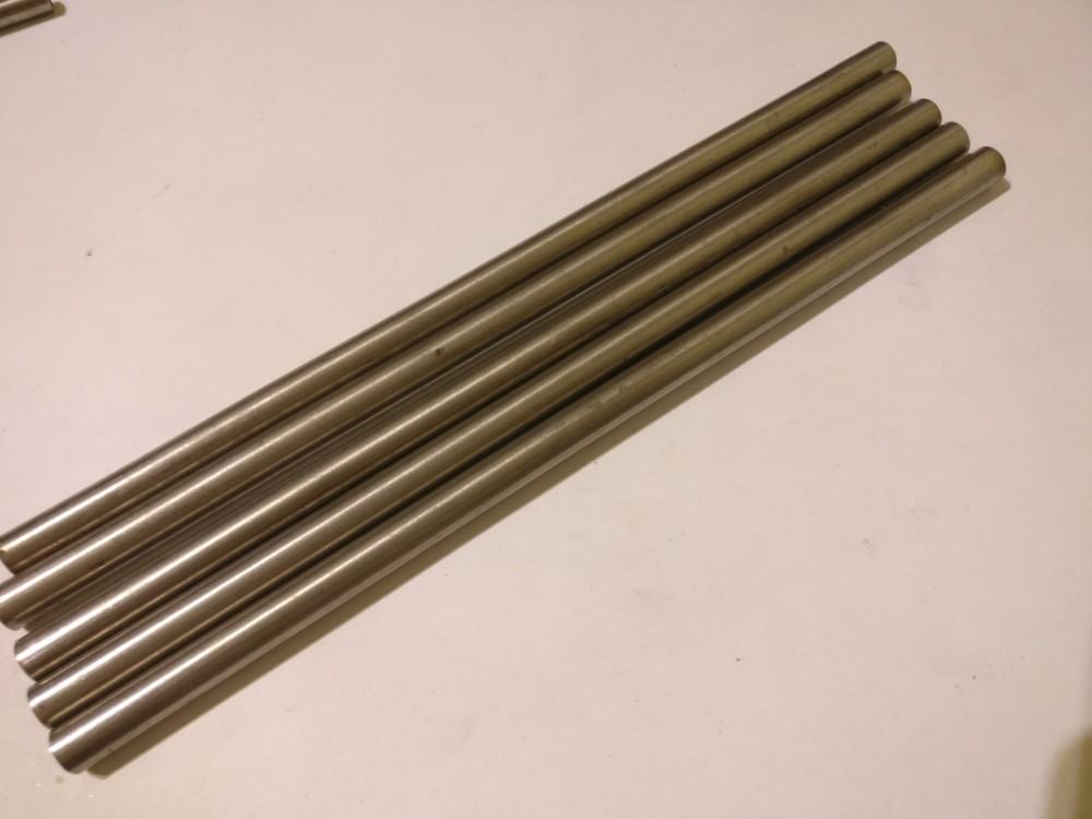 Rozsdamentes cső 8mm