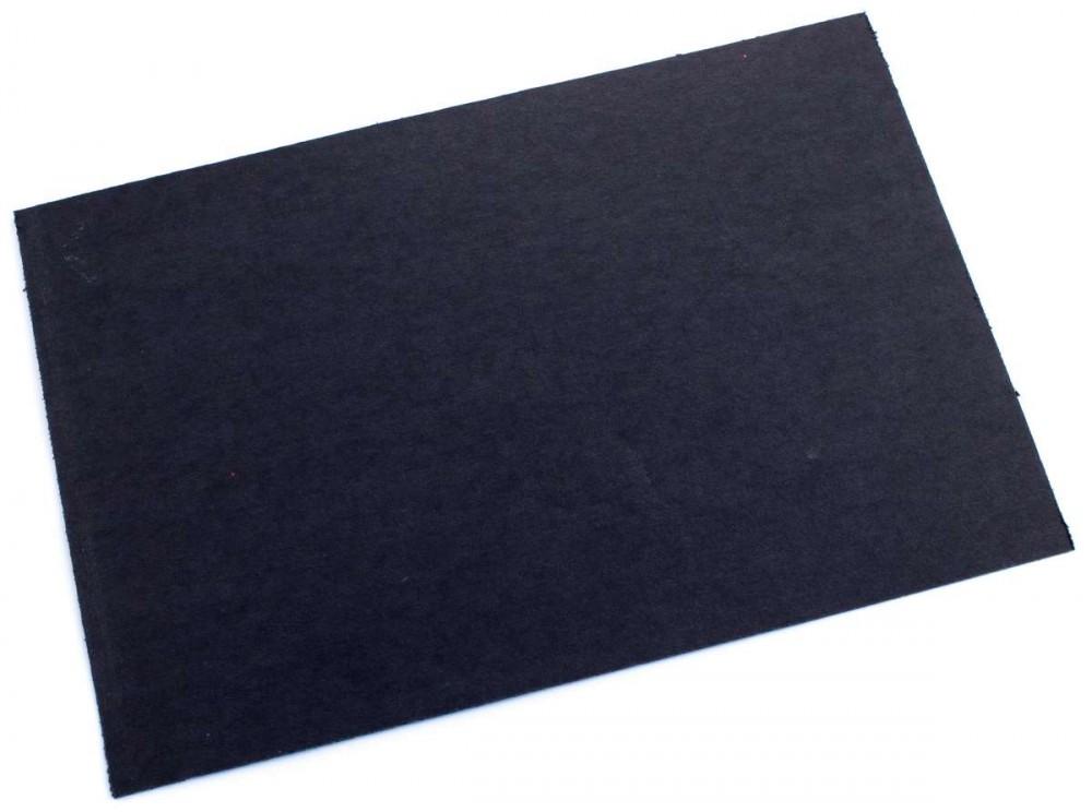 Vulcanfíber fekete 0,8 mm